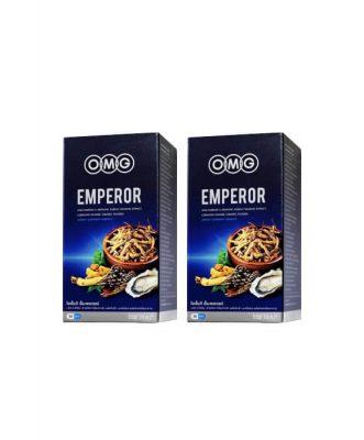 อาหารเสริม OMG EMPEROR 2 กล่อง
