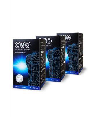 อาหารเสริม OMG 3 กล่อง