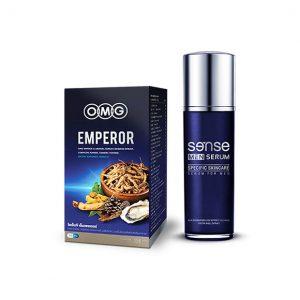 emperor + sense